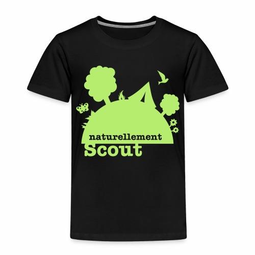 Naturellement Scout - T-shirt Premium Enfant