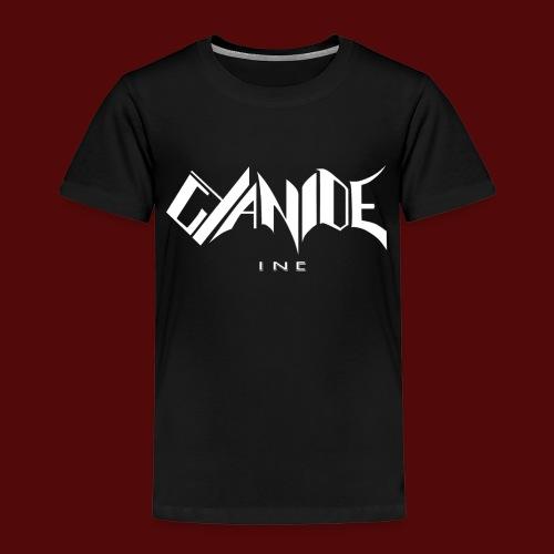 Logo Cyanide Inc - T-shirt Premium Enfant