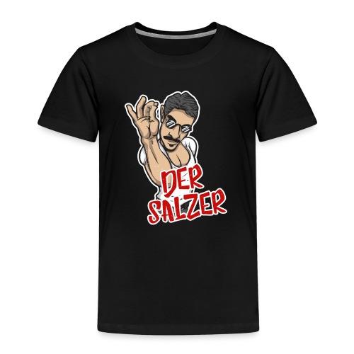 Der Salzer | Grillmeister Tshirt - Kinder Premium T-Shirt