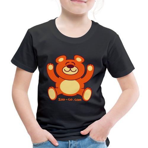 Christmas Teddy Bear - Kids' Premium T-Shirt