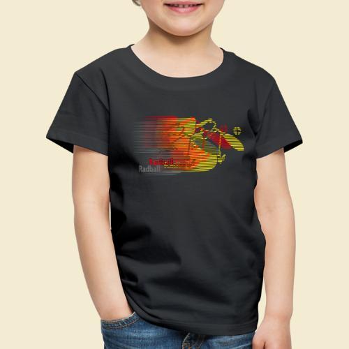 Radball | Earthquake Germany - Kinder Premium T-Shirt