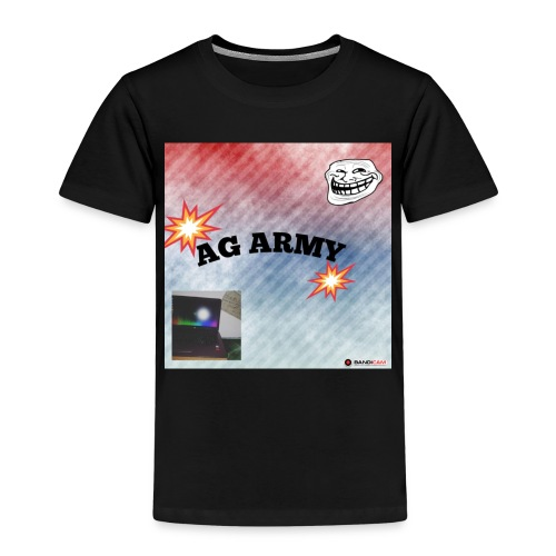 AG ARMY BG IS HERE!!!!!!!!!!!!!!! - T-shirt Premium Enfant
