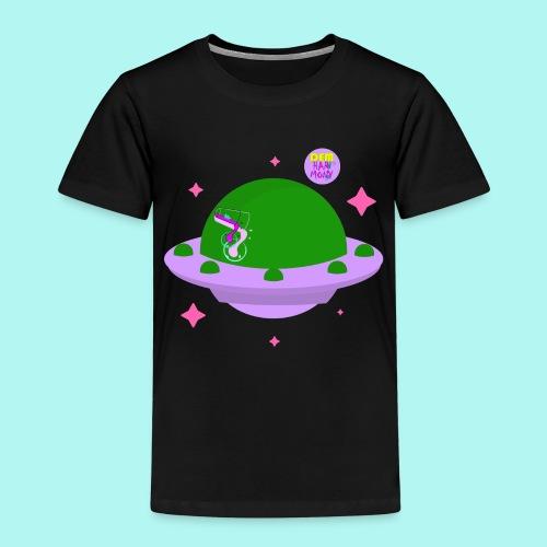 UFO DH - Camiseta premium niño