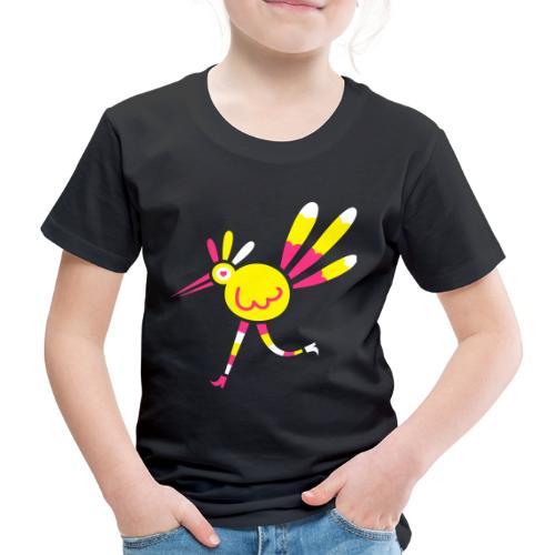 Pájaro Choguí - Camiseta premium niño