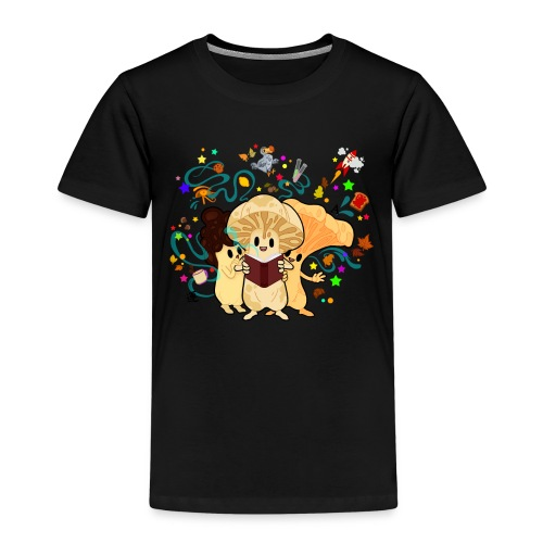 Agaric&Cie Just take a book!! - T-shirt Premium Enfant