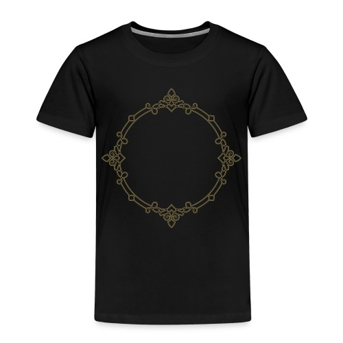 MONOGRACIA | BY VALORSTUDIO | - Kinderen Premium T-shirt