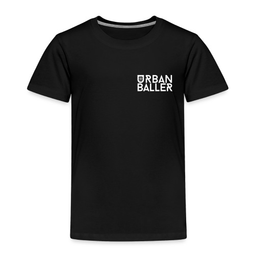 urbanballerblock - Kinder Premium T-Shirt
