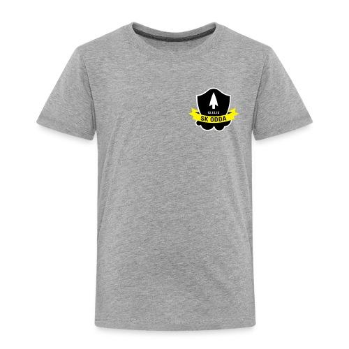 logoskoddanic5 kopi - Premium T-skjorte for barn