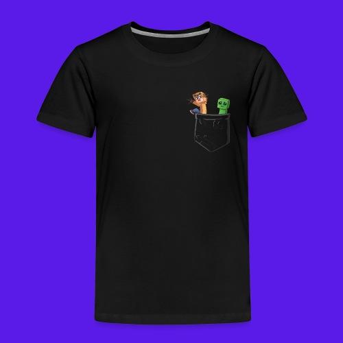 Pocket png - Kids' Premium T-Shirt