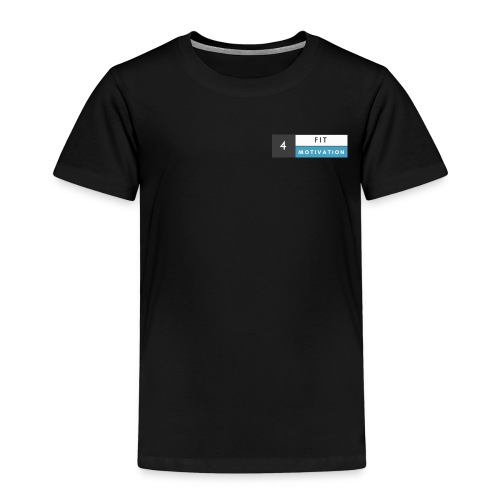 Fit 4 Motivation - Kinder Premium T-Shirt