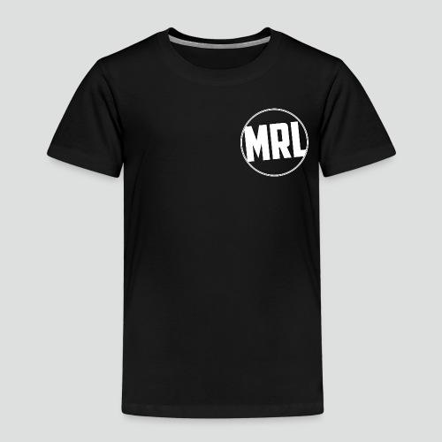 Logo Wit png - Kinderen Premium T-shirt