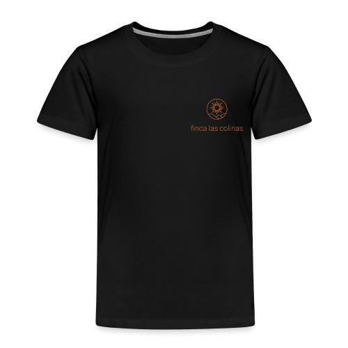 Finca las Colinas - Kinder Premium T-Shirt