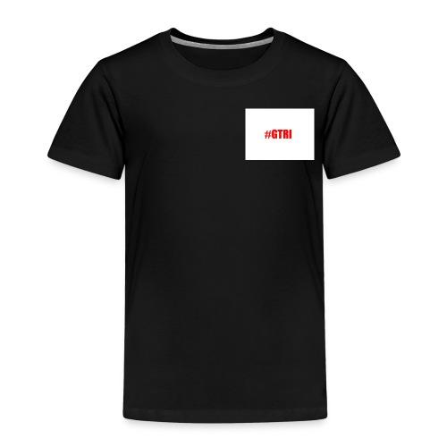 shirt and logo - Kids' Premium T-Shirt