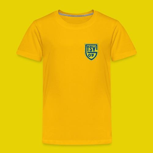 logo klein 700x896 - Kinder Premium T-Shirt