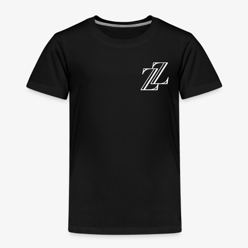 Premium ZipZap design - Premium T-skjorte for barn