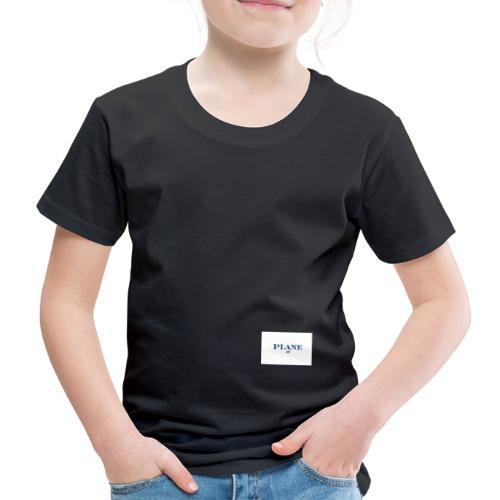 Plane 2o18 - Premium T-skjorte for barn