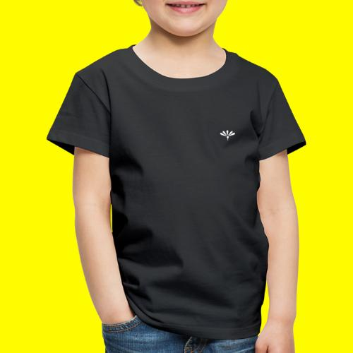 Bodoni Ornaments - Børne premium T-shirt