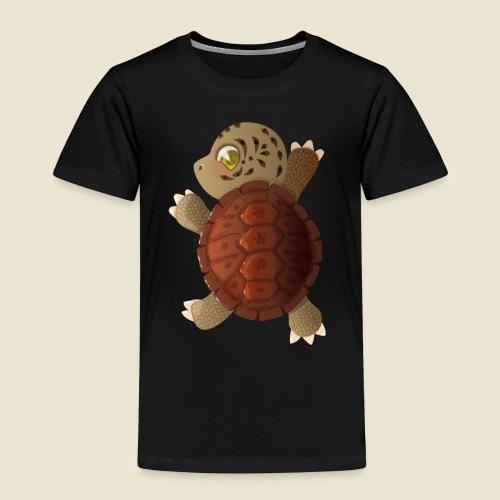 Bébé tortue - T-shirt Premium Enfant