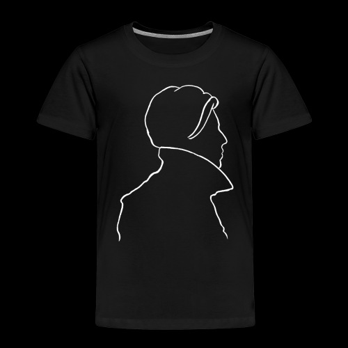 David Bowie Low (white) - Kids' Premium T-Shirt