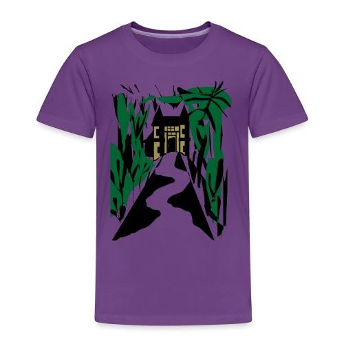 HALLOWEEN SPOOKY HAUNTED MANSION 2017 - Kinder Premium T-Shirt