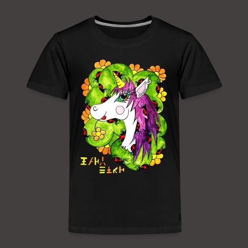 LADY BIRD - T-shirt Premium Enfant