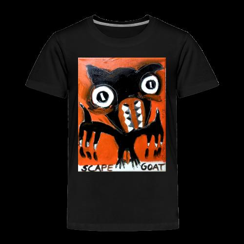 Toter Hund der Woche - Scapegoat - Kinder Premium T-Shirt