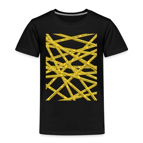 POLICE LINE - Kids' Premium T-Shirt