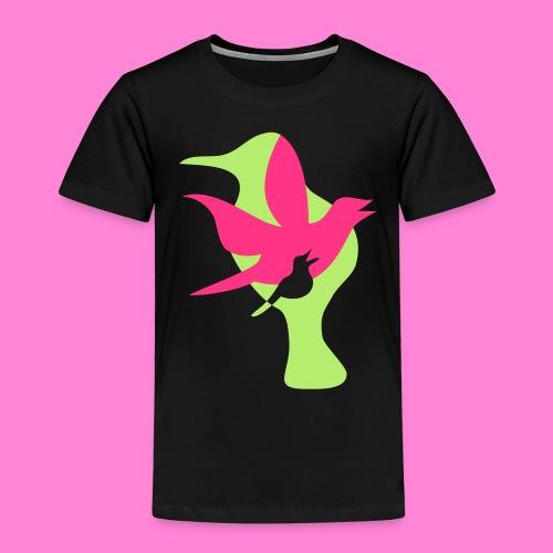 birds - Kinderen Premium T-shirt
