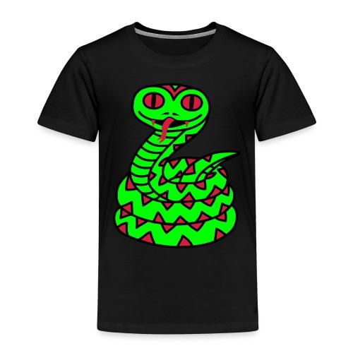 Schlange - Kinder Premium T-Shirt