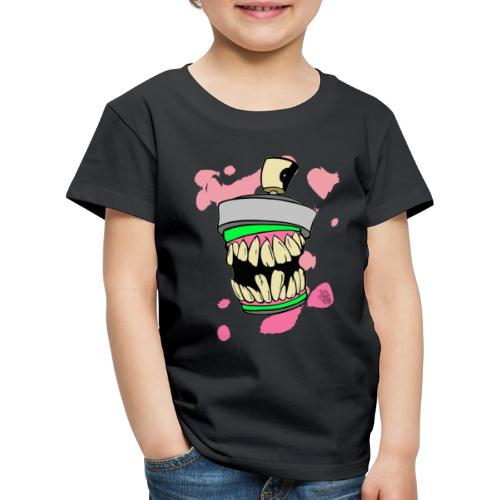 bad spray - Maglietta Premium per bambini