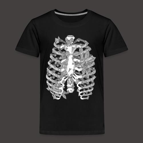 La Cage Thoracique de Cristal - T-shirt Premium Enfant