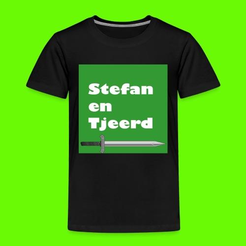Stefan en Tjeerd - Kinderen Premium T-shirt
