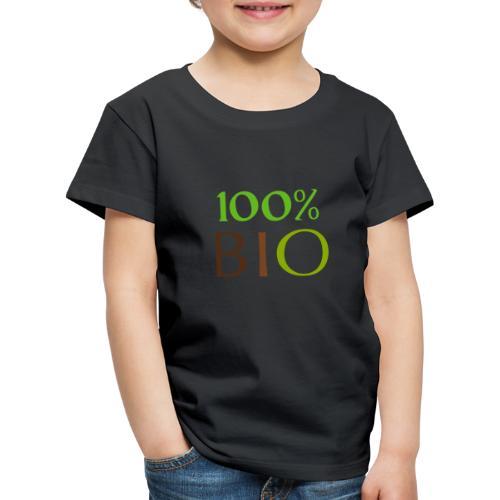 Cent pour cent bio - T-shirt Premium Enfant