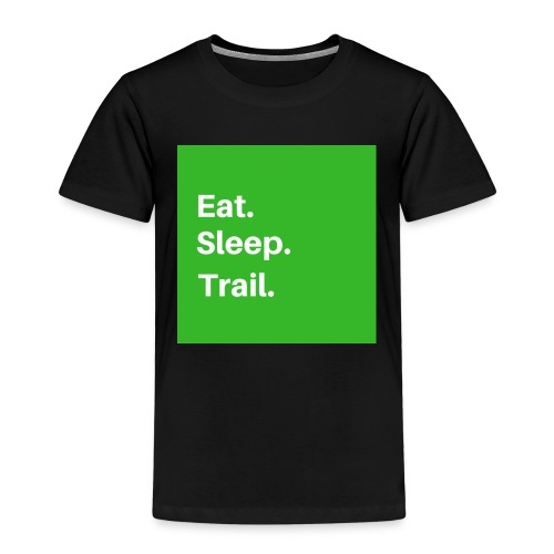 Eat.Sleep.Trail - T-shirt Premium Enfant