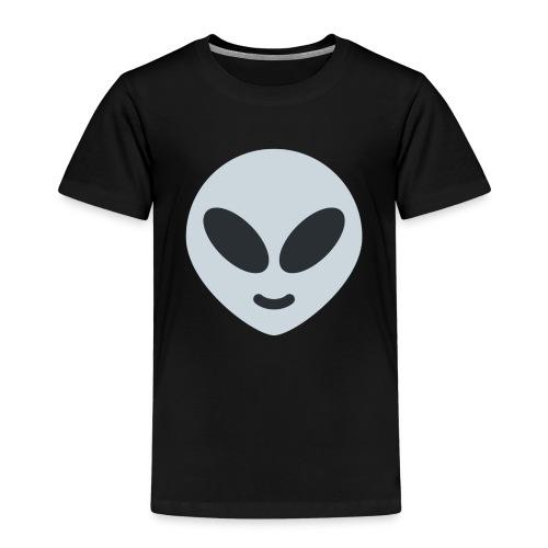 Alien Gray - Camiseta premium niño