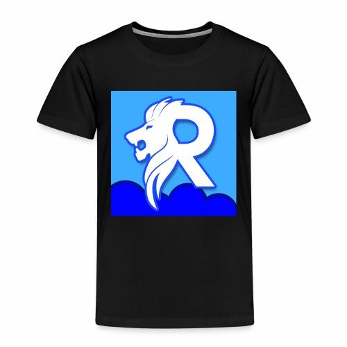 rankwolf logo - Kinderen Premium T-shirt