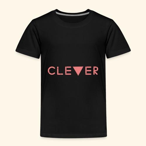 Clever - Kids' Premium T-Shirt