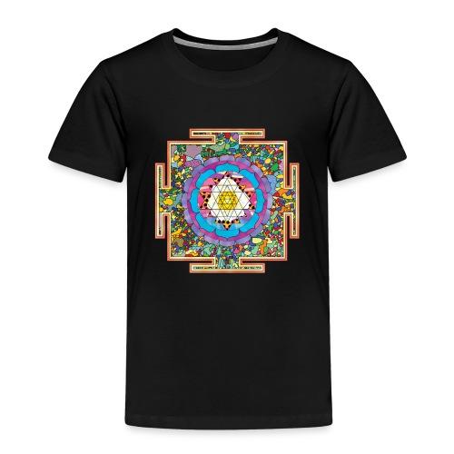 buddhist mandala - Kids' Premium T-Shirt