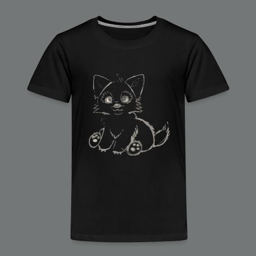 Chui un petit loup - T-shirt Premium Enfant