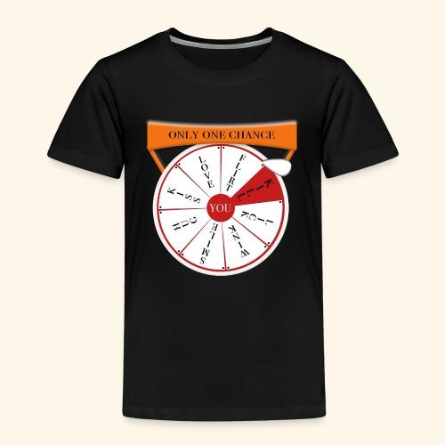 wheel of fortune? - Maglietta Premium per bambini