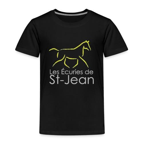 Les Ecuries de St Jean - T-shirt Premium Enfant