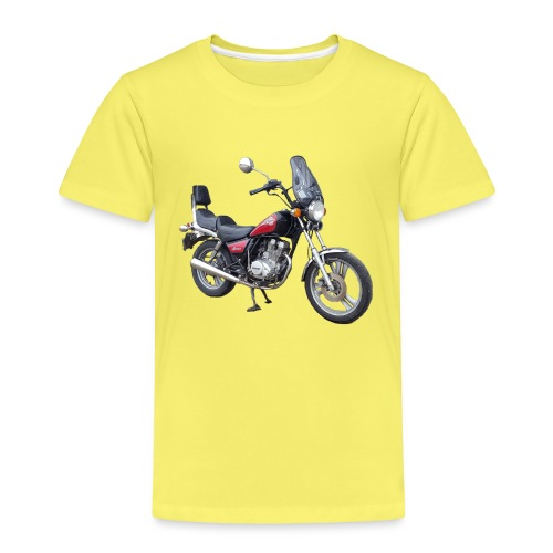 snm daelim vc 125 f advace vorne rechts ohne - Kinder Premium T-Shirt