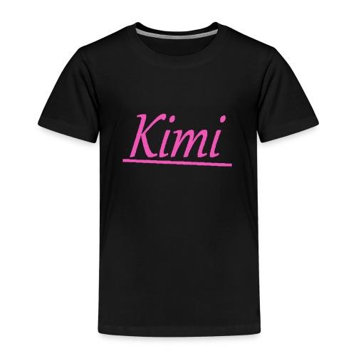 Kimi copy - Kinderen Premium T-shirt
