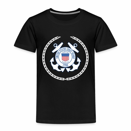 Coast Guard 1790 - Kinder Premium T-Shirt