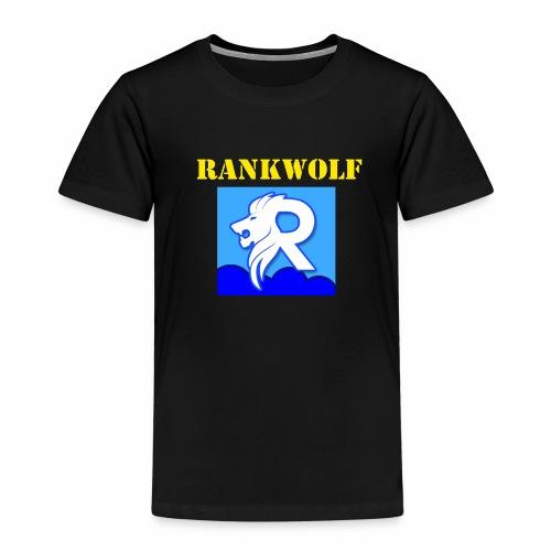 rankwolf2 - Kinderen Premium T-shirt