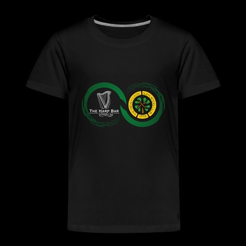 Harp and French CSC logo - T-shirt Premium Enfant