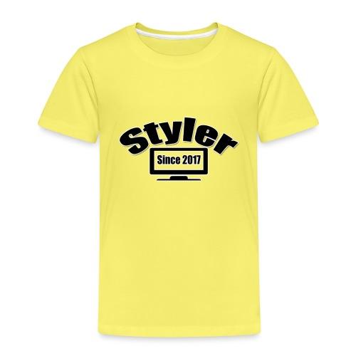 Styler Designer Kleding - Kinderen Premium T-shirt