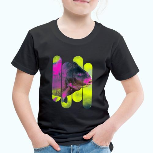 Neon colors fish - Kids' Premium T-Shirt