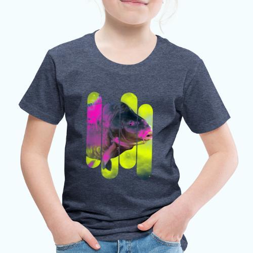Neon colors fish - Kids' Premium T-Shirt