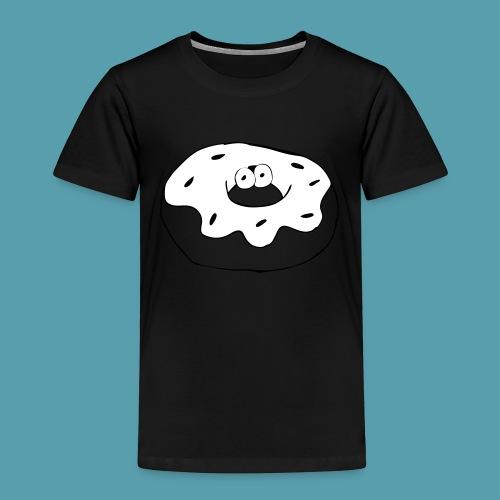 Donitsi - Lasten premium t-paita